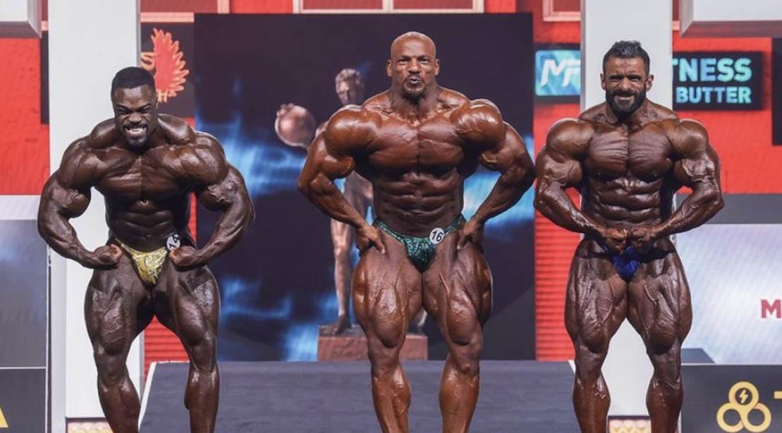 2021 Olympia 2021 Mr. Olympia winner Big Ramy