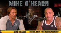Bodybuilder Mike O'Hearn interview on The Menace Podcast