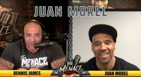 Juan Morel Interview on The Menace Podcast