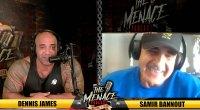 Legendary bodybuilder Samir Bannout interview on The Menace Podcast
